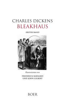 Charles Dickens: Bleakhaus, Band 1, Buch
