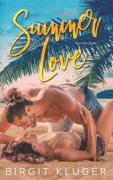 Birgit Kluger: Summer Love, Buch