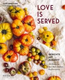 Seizan Dreux Ellis: Love is served, Buch