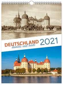 Deutschland 2021, Kalender