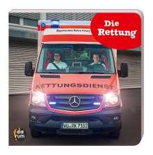 Rink Christian: Die Rettung, Buch