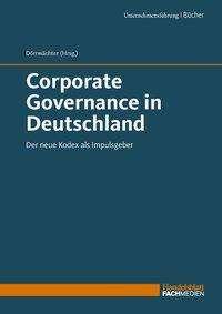 Corporate Governance in Deutschland, Buch