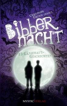 J. J McBlack: Bibbernacht, Buch