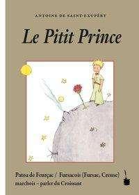 Antoine de Saint-Exupéry: Le Pitit Prince, Buch