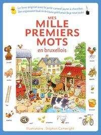 """Heather Amery: Mes mille premiers mots en bruxellois - (Meine ersten Tausend Wörter """"bruxellois""""), Buch"""
