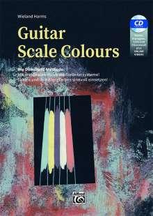 Wieland Harms: Guitar Scale Colours, Buch
