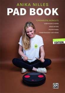 Anika Nilles: Pad Book, Buch