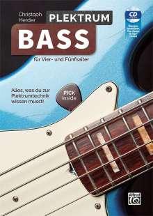 Christoph Herder: Plektrum Bass, Buch