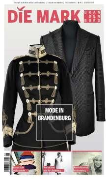 Klaus Peter Möller: Mode in Brandenburg, Buch