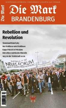 Matthias Hardt: Rebellion und Revolution, Buch
