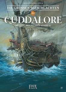 Jean-Yves Delitte: Die Großen Seeschlachten / Cuddalore 1783, Buch