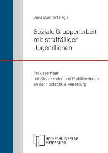 Jens Borchert: Soziale Gruppenarbeit mit straffälligen Jugendlichen, Buch