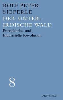 Rolf Peter Sieferle: Der unterirdische Wald, Buch