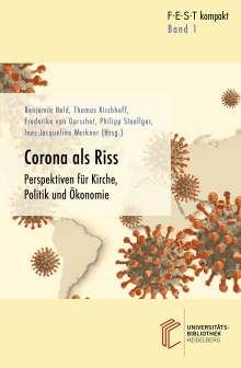 Corona als Riss, Buch