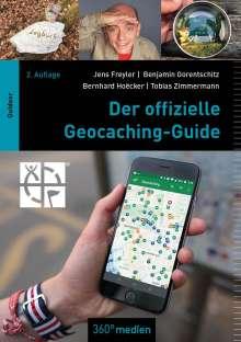 Bernhard Hoëcker: Der offizielle Geocaching-Guide, Buch