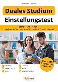 Philipp Silbernagel: Einstellungstest Duales Studium, Buch