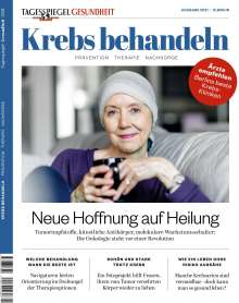 Krebs behandeln, Buch