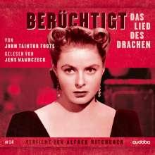Berüchtigt - Das Lied des Drachen. Jens Wawrczeck, CD