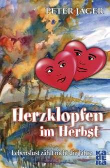Peter Jäger: Herzklopfen im Herbst, Buch