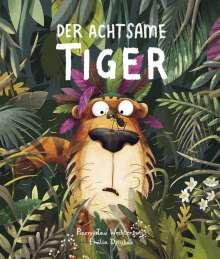 Przemyslaw Wechterowicz: Der Achtsame Tiger, Buch