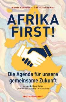 Martin Schoeller: Afrika First!, Buch