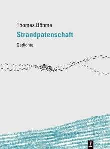Thomas Böhme: Strandpatenschaft, Buch