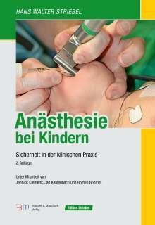 Anästhesie bei Kindern, Buch