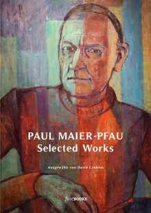 David Canisius: Paul Maier-Pfau, Buch