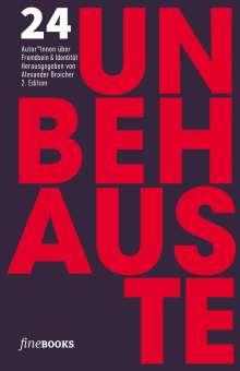 Friedrich Ani: Unbehauste 2, Buch