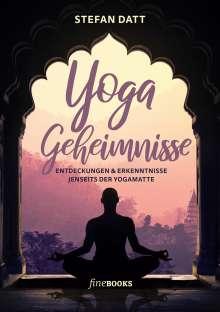 Stefan Datt: Yoga Geheimnisse, Buch