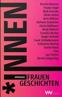 Kerstin Meixner: *innen - Frauengeschichten, Buch