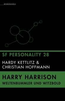 Hardy Kettlitz: Harry Harrison - Weltenbummler und Witzbold, Buch