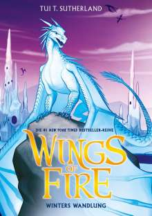 Tui T. Sutherland: Wings of Fire 7, Buch