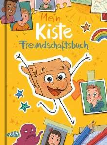 Patrick Wirbeleit: Mein Kiste-Freundschaftsbuch, Buch