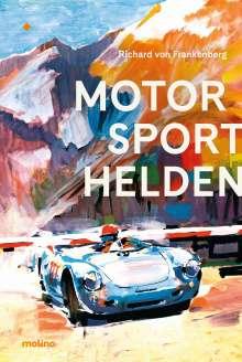 Richard von Frankenberg: Motorsporthelden, Buch
