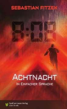 Sebastian Fitzek: AchtNacht, Buch
