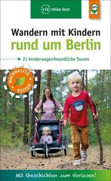 Florian Amon: Wandern mit Kindern rund um Berlin, Buch