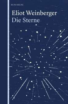 Eliot Weinberger: Die Sterne, Buch