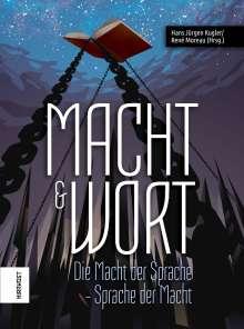 Christopher Ecker: Macht und Wort, Buch
