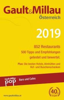 Martina und Karl Hohenlohe: Gault & Millau Österreich 2019, Buch