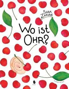 Sara Zarian: Wo ist Ohr?, Buch