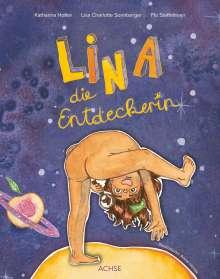 Katharina Schönborn-Hotter: Lina, die Entdeckerin, Buch
