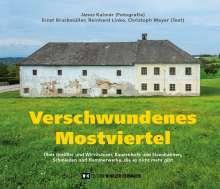 János Kalmár: Verschwundenes Mostviertel, Buch