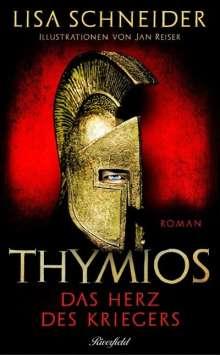 Lisa Schneider: Thymios, Buch