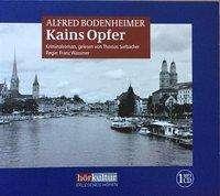 Alfred Bodenheimer: Kains Opfer, MP3-CD