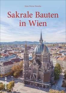 Hans Werner Bousska: Sakrale Bauten in Wien, Buch