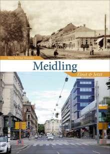 Hans Werner Bousska: Meidling, Buch