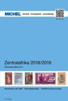 Michel Zentralafrika 2018/2019, Buch