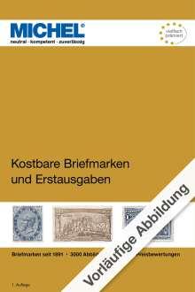 MICHEL Raritäten, Buch