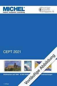 Michel CEPT 2021, Buch